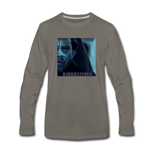 Dark Matthew - Men's Premium Long Sleeve T-Shirt