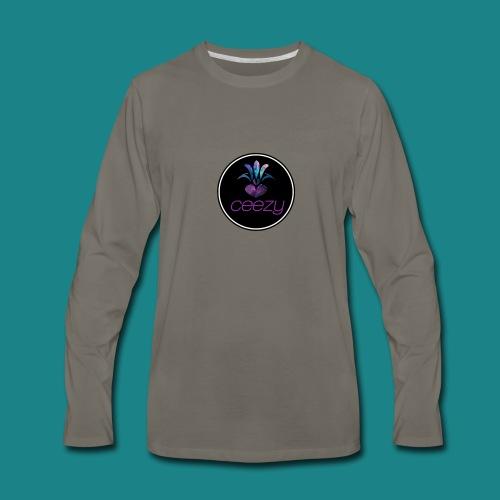 Outerspace - Men's Premium Long Sleeve T-Shirt