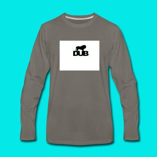 DuB Lion - Men's Premium Long Sleeve T-Shirt