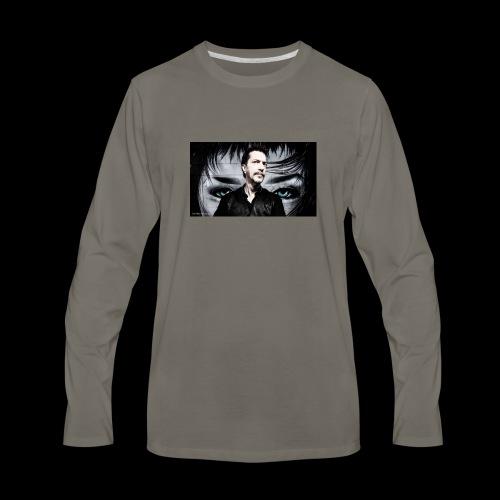 Eyes - Men's Premium Long Sleeve T-Shirt