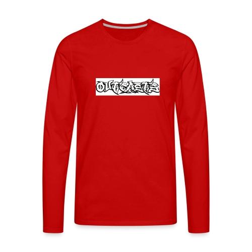 OG logo - Men's Premium Long Sleeve T-Shirt
