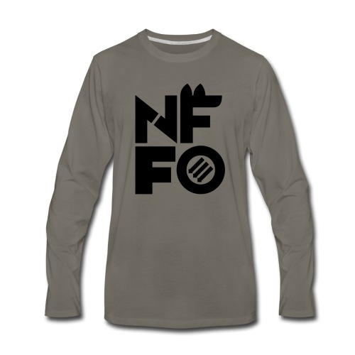 NFFO - Men's Premium Long Sleeve T-Shirt