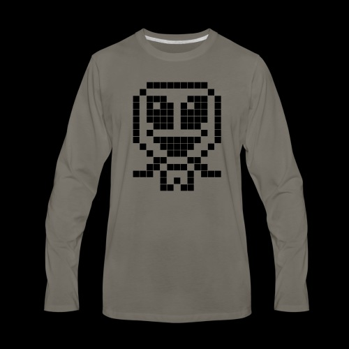 alienshirt - Men's Premium Long Sleeve T-Shirt