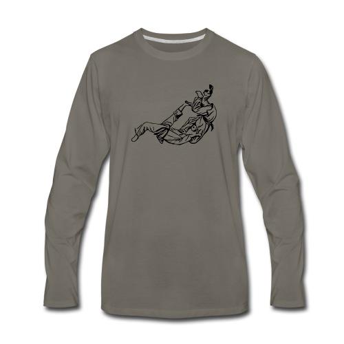 Jiu Jitsu / Judo - Men's Premium Long Sleeve T-Shirt