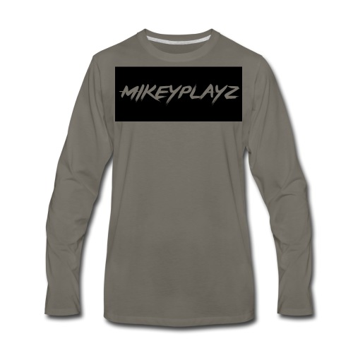 Mikeyplayz - Men's Premium Long Sleeve T-Shirt
