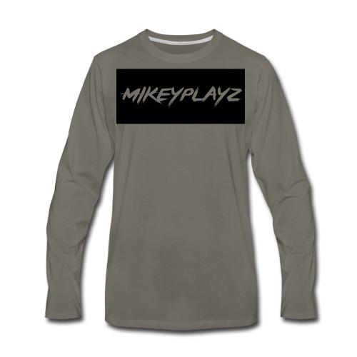 Mikeyplayz - Men's Premium Long Sleeve T-Shirt