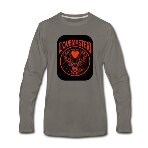 Lovemaster (2017) - Men's Premium Long Sleeve T-Shirt