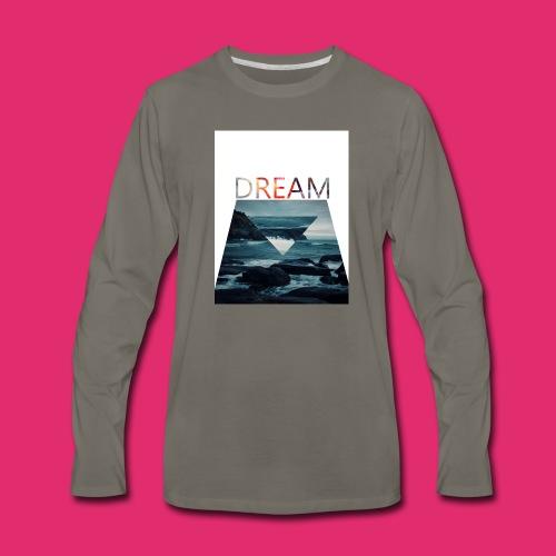 Perspective - Men's Premium Long Sleeve T-Shirt