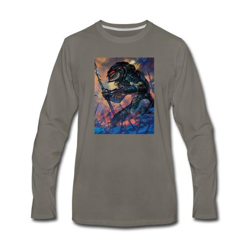 The Predator - Men's Premium Long Sleeve T-Shirt