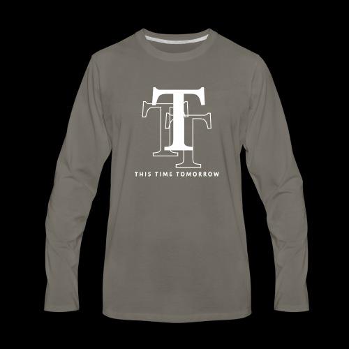 TTT - Men's Premium Long Sleeve T-Shirt