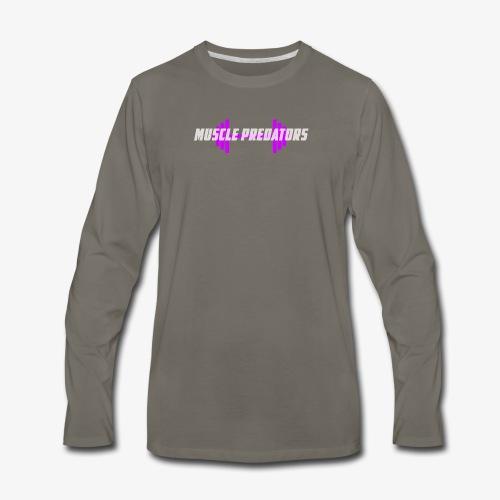 Design#2 - Men's Premium Long Sleeve T-Shirt