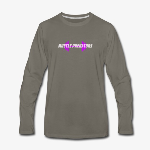 Design#2 - Men's Premium Long Sleeve T-Shirt