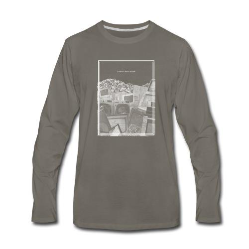 voltaire - Men's Premium Long Sleeve T-Shirt