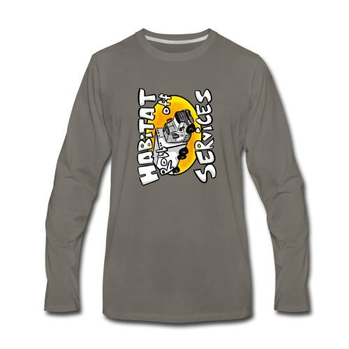 Habitat rolloff - Men's Premium Long Sleeve T-Shirt