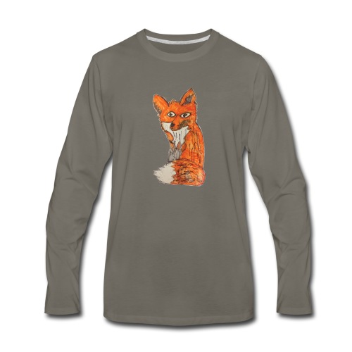 Lexi Revels 3 - Men's Premium Long Sleeve T-Shirt