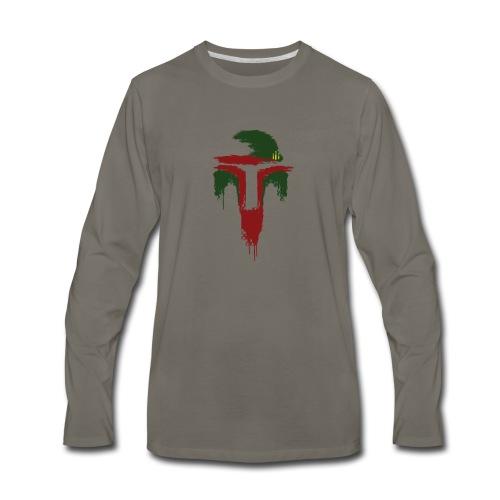 Boba Fett - Men's Premium Long Sleeve T-Shirt