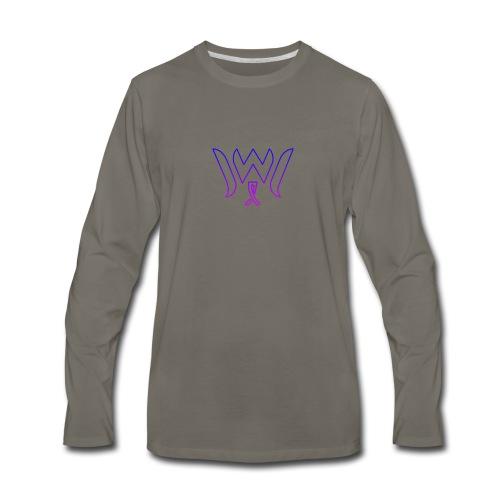 WavePapi Clothing - Men's Premium Long Sleeve T-Shirt