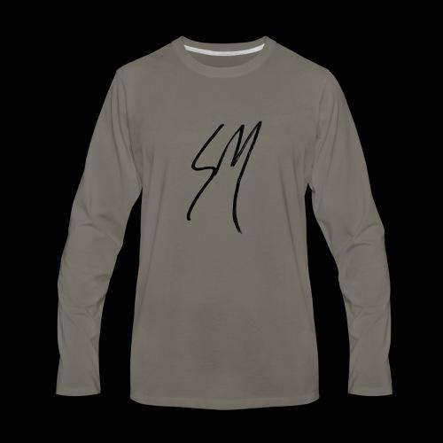 Syn Morals Elite - Men's Premium Long Sleeve T-Shirt
