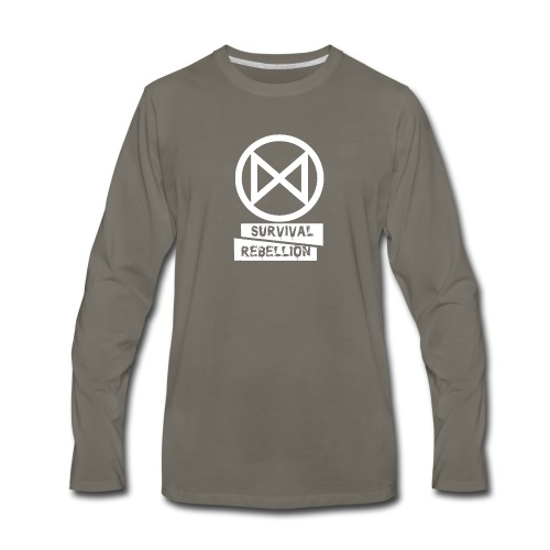 Extinction Rebellion - Men's Premium Long Sleeve T-Shirt