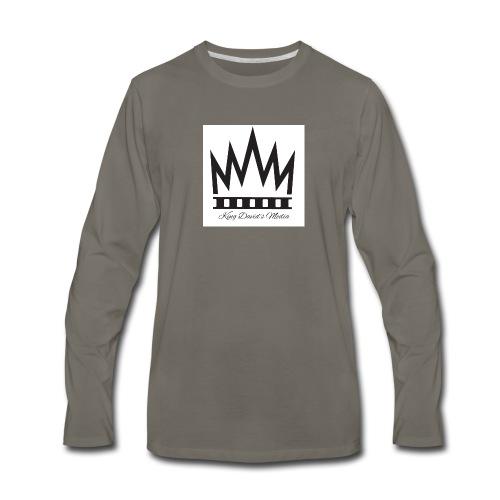 King David - Men's Premium Long Sleeve T-Shirt