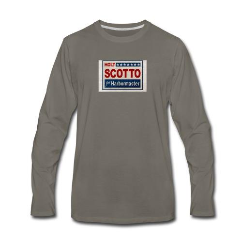 Vote 4 Holt - Men's Premium Long Sleeve T-Shirt