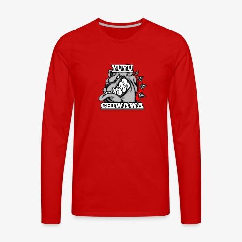 YuYu - Men's Premium Long Sleeve T-Shirt