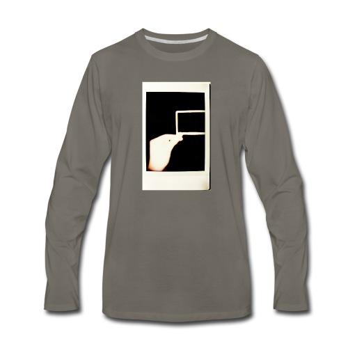 Polaroid - Men's Premium Long Sleeve T-Shirt
