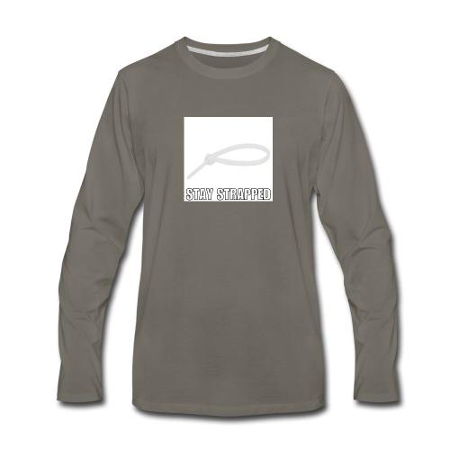 Cable tie - Men's Premium Long Sleeve T-Shirt