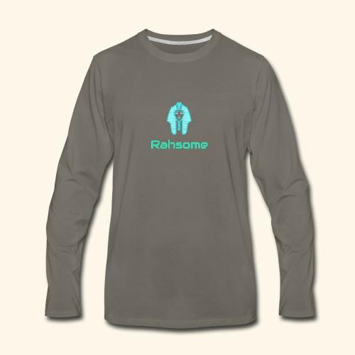 B093C54B B6D1 4553 9AAB 39CF4791F9BF - Men's Premium Long Sleeve T-Shirt
