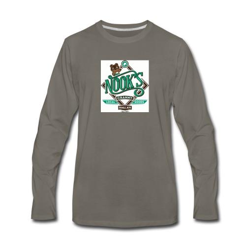 Nook's Cranny - Men's Premium Long Sleeve T-Shirt