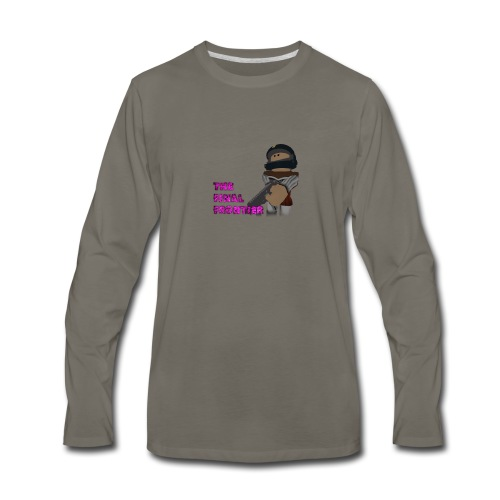 The Final Frontier Sports Items - Men's Premium Long Sleeve T-Shirt