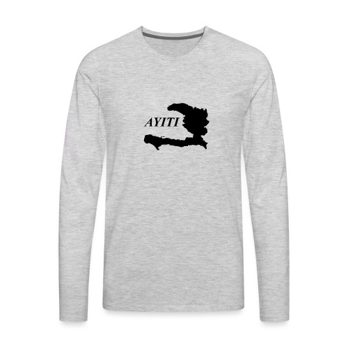 Hispaniola - Men's Premium Long Sleeve T-Shirt