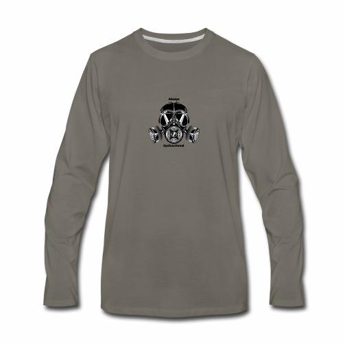 Always dysfunctional - Men's Premium Long Sleeve T-Shirt