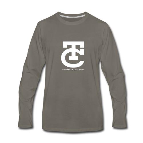 Women's Tribeca Citizen shirt - Men's Premium Long Sleeve T-Shirt