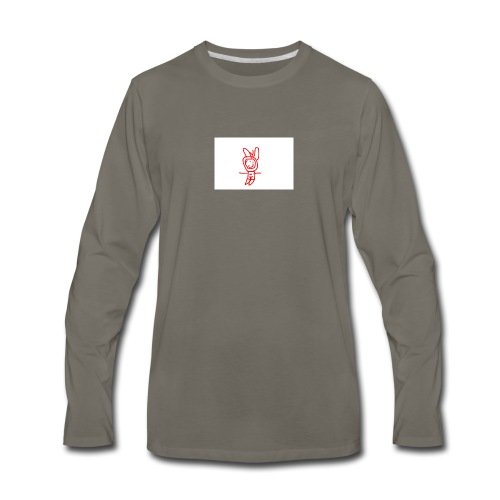 captins3 design - Men's Premium Long Sleeve T-Shirt
