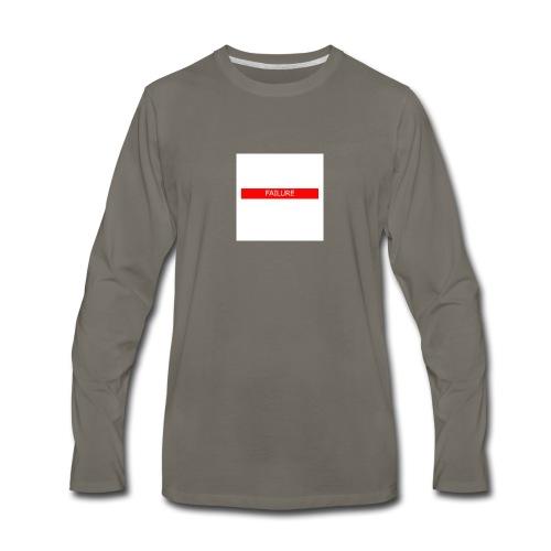 Failure Merch - Men's Premium Long Sleeve T-Shirt