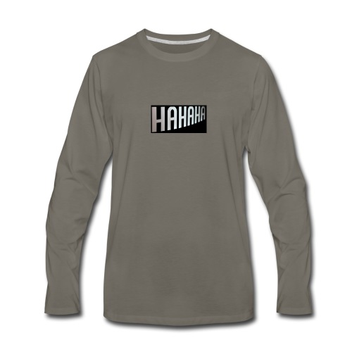 mecrh - Men's Premium Long Sleeve T-Shirt