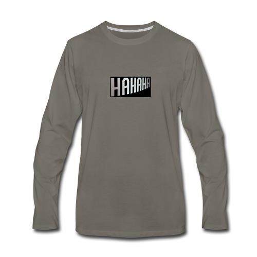 mecrh - Men's Premium Long Sleeve T-Shirt