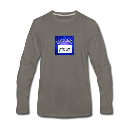 Ataidgames - Men's Premium Long Sleeve T-Shirt