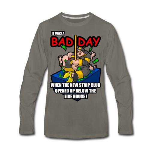 STRIPPER - Men's Premium Long Sleeve T-Shirt