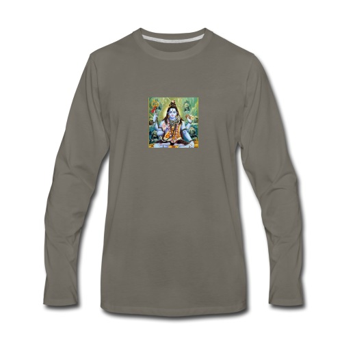 Lord & Wonder - Men's Premium Long Sleeve T-Shirt