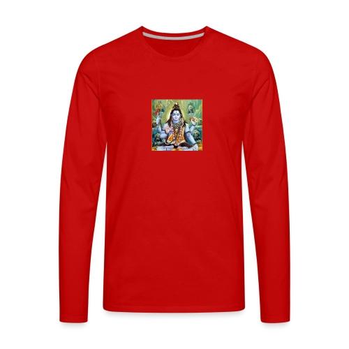 Lord & Wonder - Men's Premium Long Sleeve T-Shirt