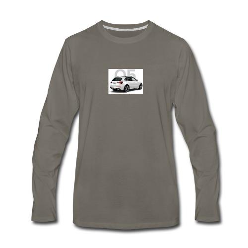 car right img - Men's Premium Long Sleeve T-Shirt