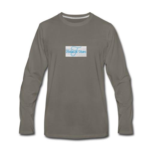 TwiiSt3D - Men's Premium Long Sleeve T-Shirt