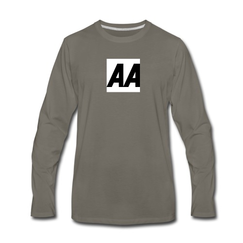 A.A - Men's Premium Long Sleeve T-Shirt
