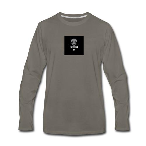 FORBIDDEN - Men's Premium Long Sleeve T-Shirt