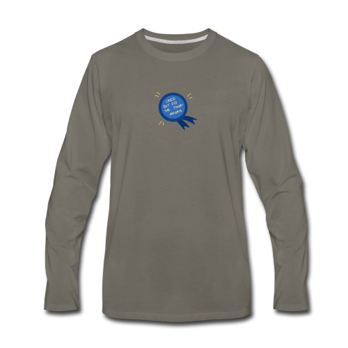 Regret - Men's Premium Long Sleeve T-Shirt