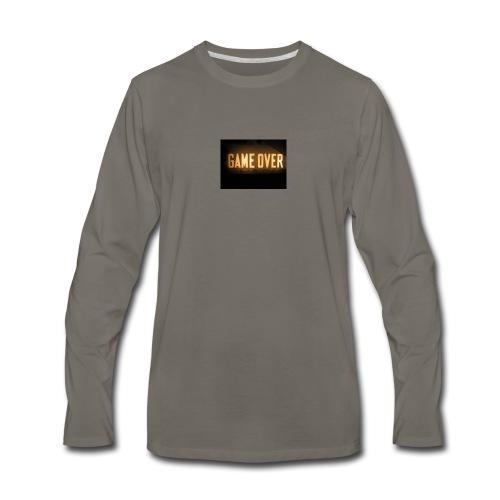 game-over tops ect - Men's Premium Long Sleeve T-Shirt