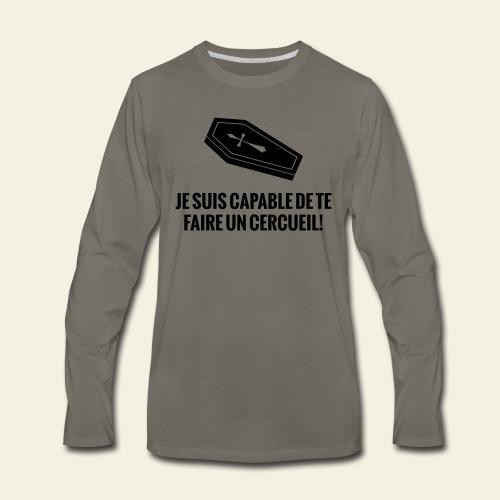 www.lepicbois.net - Men's Premium Long Sleeve T-Shirt