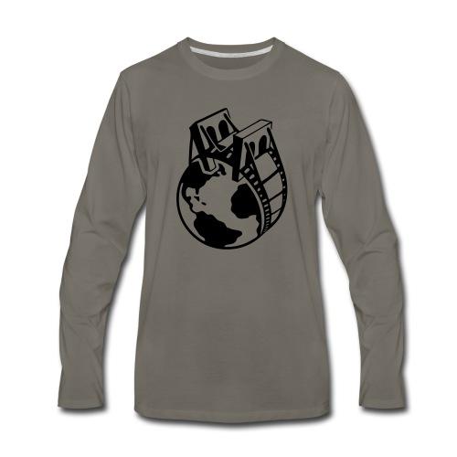 bfslogo2011 - Men's Premium Long Sleeve T-Shirt